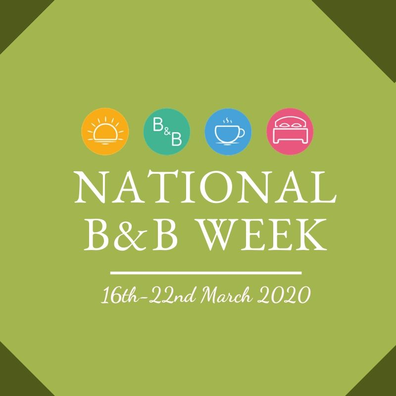 National B&B Week Offer